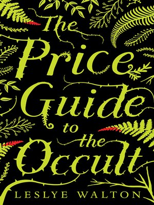 cover image of The Price Guide to the Occult
