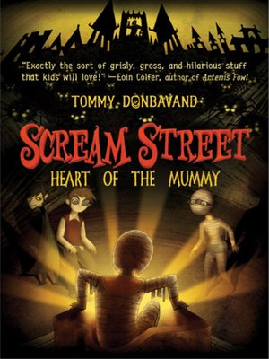 cover image of Heart of the Mummy
