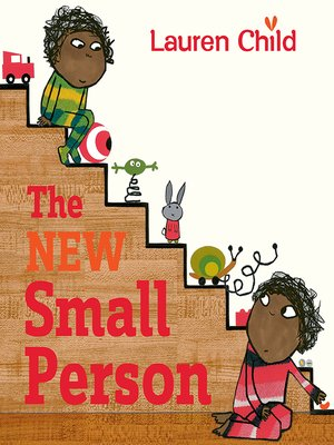cover image of The New Small Person