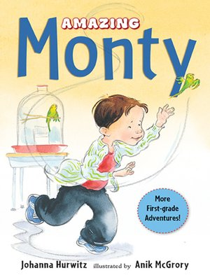 cover image of Amazing Monty