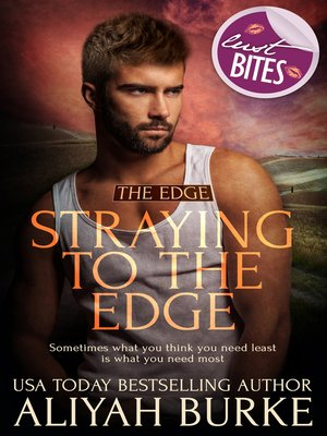 cover image of Straying to the Edge