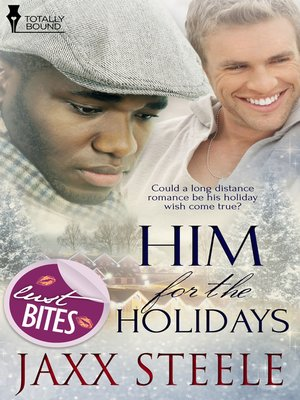 cover image of Him for the Holidays