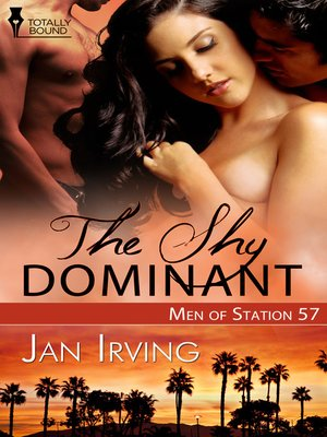 cover image of The Shy Dominant