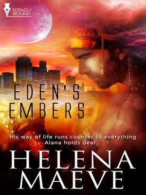 cover image of Eden's Embers