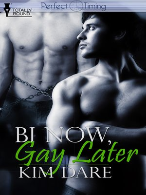 cover image of Bi Now, Gay Later