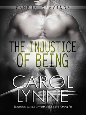 cover image of The Injustice of Being