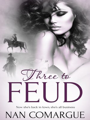 cover image of Three to Feud