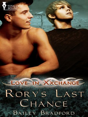cover image of Rory's Last Chance