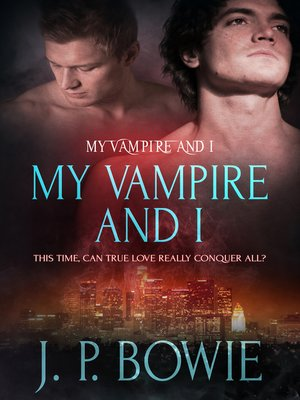 cover image of My Vampire and I