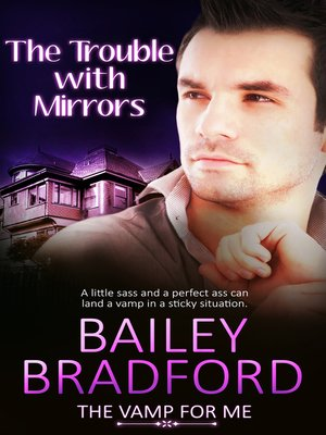 cover image of The Trouble with Mirrors