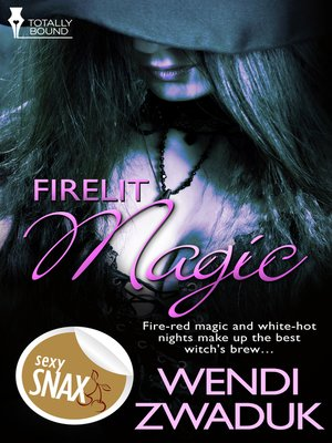 cover image of Firelit Magic