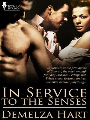 cover image of In Service to the Senses