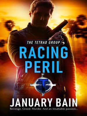 cover image of Racing Peril