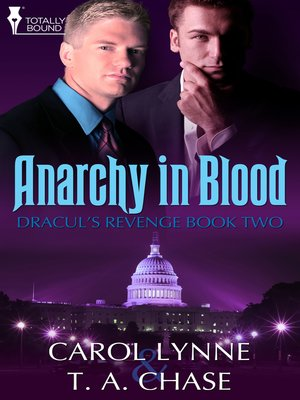 cover image of Anarchy in Blood