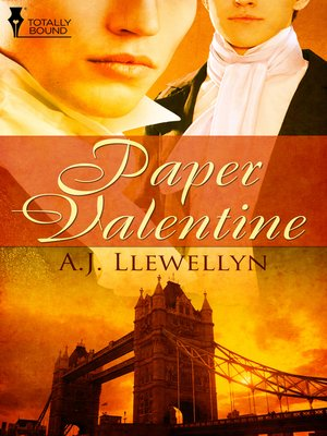 cover image of Paper Valentine