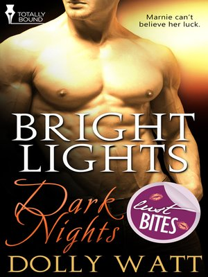 cover image of Bright Lights, Dark Nights