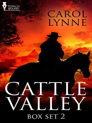 cover image of Cattle Valley Box Set 2