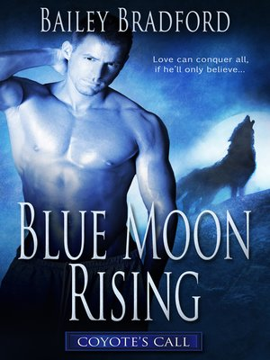 cover image of Blue Moon Rising