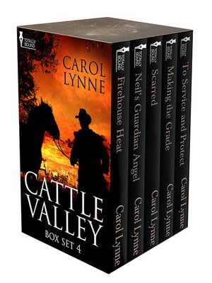 cover image of Cattle Valley Box Set 4