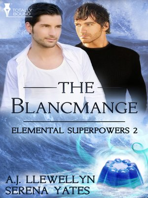 cover image of The Blancmange