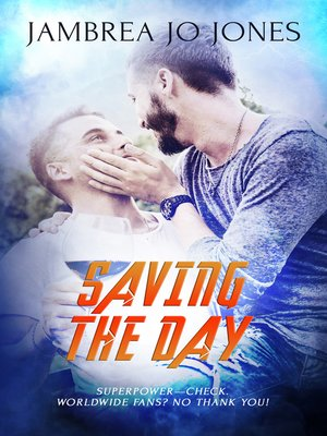 cover image of Saving the Day