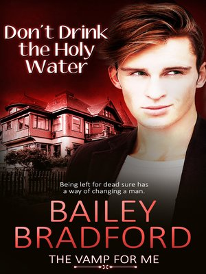 cover image of Don't Drink the Holy Water