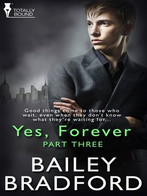 cover image of Yes, Forever