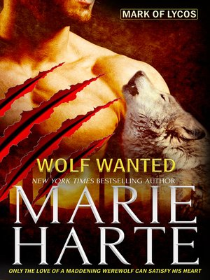 cover image of Wolf Wanted