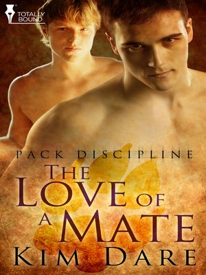 cover image of The Love of a Mate