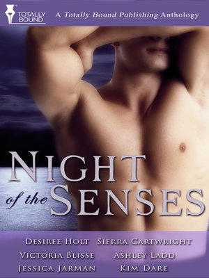 cover image of Night of the Senses