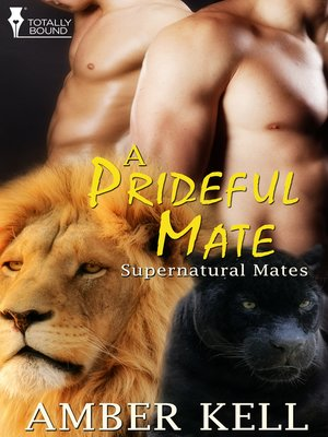 cover image of A Prideful Mate