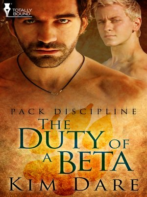 cover image of The Duty of a Beta