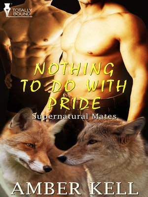 cover image of Nothing to Do With Pride