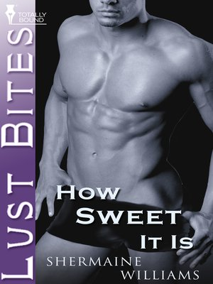 cover image of How Sweet It Is