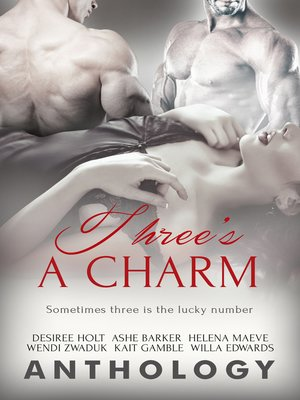 cover image of Three's a Charm