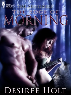 cover image of The Edge of Morning