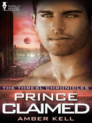 cover image of Prince Claimed