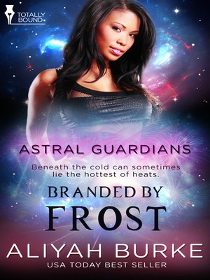 cover image of Branded by Frost