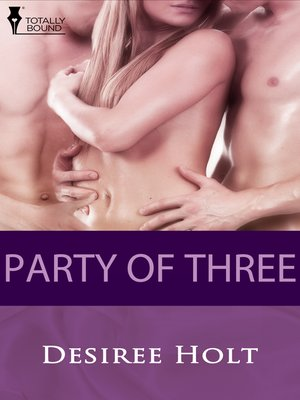 cover image of Party of Three