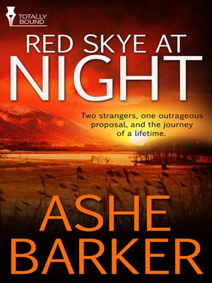 cover image of Red Skye At Night