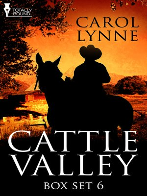 cover image of Cattle Valley Box Set 6