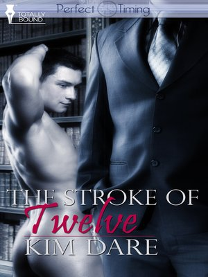 cover image of The Stroke of Twelve