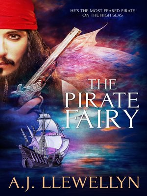 cover image of The Pirate Fairy