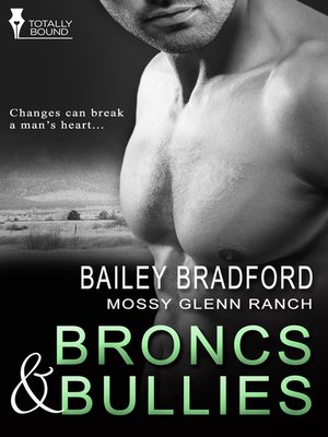 cover image of Broncs and Bullies