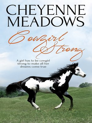 cover image of Cowgirl Strong