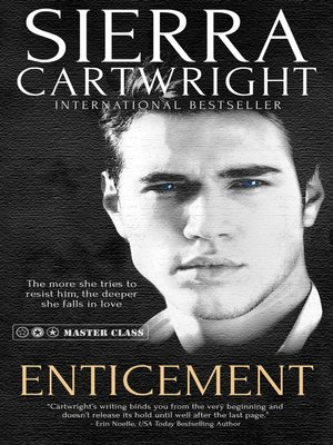 cover image of Enticement