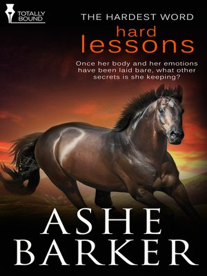 cover image of Hard Lessons