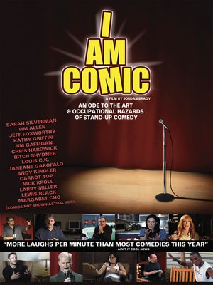 cover image of I Am Comic