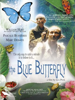 cover image of The Blue Butterfly