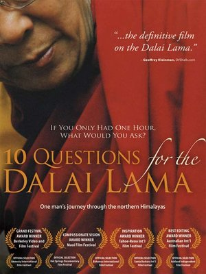 cover image of 10 Questions for the Dalai Lama